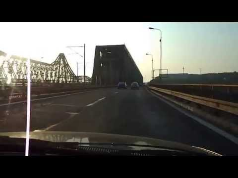 Cernavoda Bridge,over Danube,Constanta County,Romania