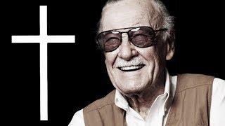 R.I.P. Stan Lee - Der Mann, der Superhelden in unser Leben brachte!