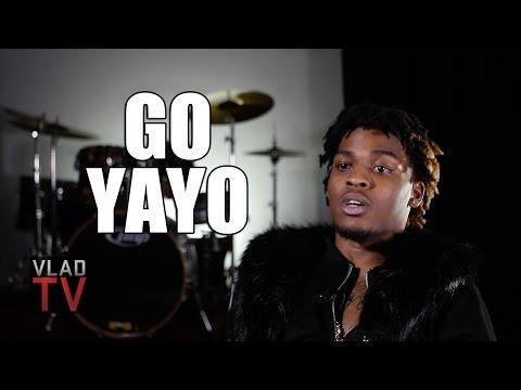 "Go Yayo Breaks Down North Texas Slang: ""Power Up,"" ""Scandos,"" ""Thooka"""