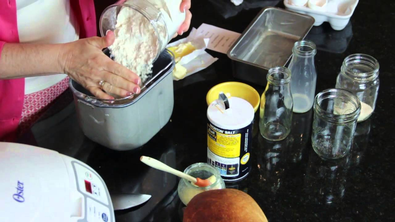How to Make Sweet Bread : Baking & Cooking Tips