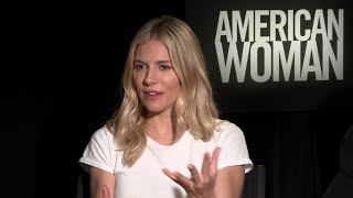 Sienna Miller says 'American Woman' was hard, cathartic