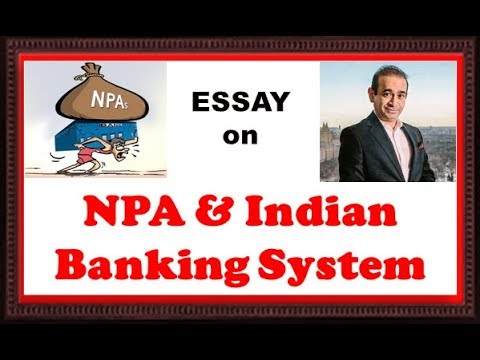 Occupational Therapy Essay Essay On Npa And Banking Sector In India Ii Ssc Ii Bank Ii Other Exams My First Day Of School Essay also Ernest Hemingway Essay Essay On Npa And Banking Sector In India Ii Ssc Ii Bank Ii Other  How To Do An Outline For An Essay