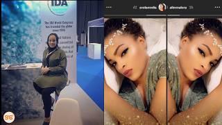 Mashabiki wambembeleza Amina wa Alikiba 'Rudi, tunakupenda sana wifi/shem wetu', aingia kwenye AJIRA