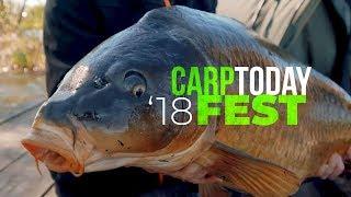 CARPTODAY FEST 2018. Учебно-спортивный фестиваль – ФИЛЬМ. Уроки карповой ловли.