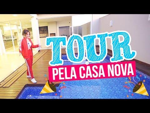 TOUR PELA CASA NOVA ♡