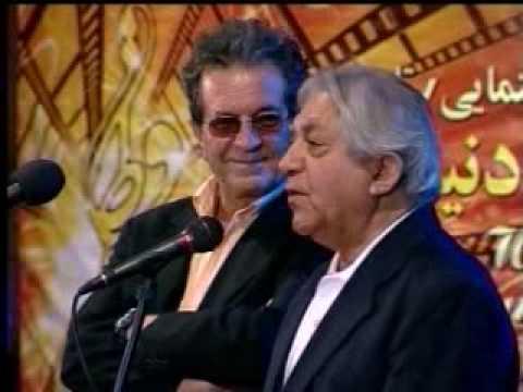 Dariush Mehrjui & Entezami in 9th picture world ceremony