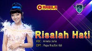 Arneta Julia - Risalah Hati [OFFICIAL]