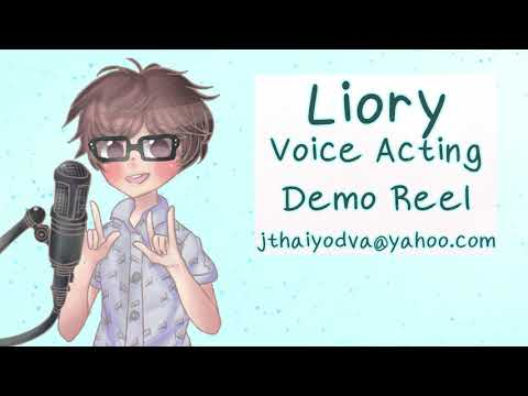 Liory - VA Demo Reel 2018