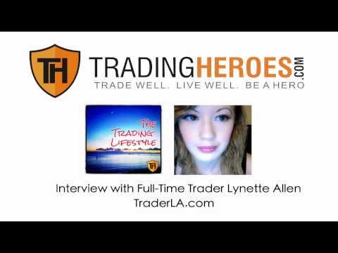 TTL #8 // Professional Forex Trader Lynette Allen - Off Wall Street Interview