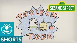 Sesame Street: Toolbox Todd Fixes a Robot