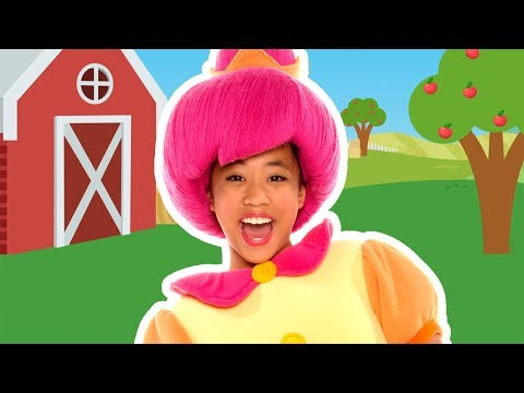Skip to My Lou | Mother Goose Club | Happy Farm Dance | Kids Songs | Children Nursery Rhyme Songs