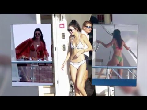 Kendall Jenner and Harry Styles Hook Up on Yacht in St. Barts
