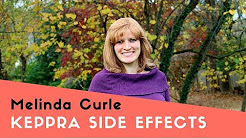 keppra side effects - dealing with the side effects of keppra