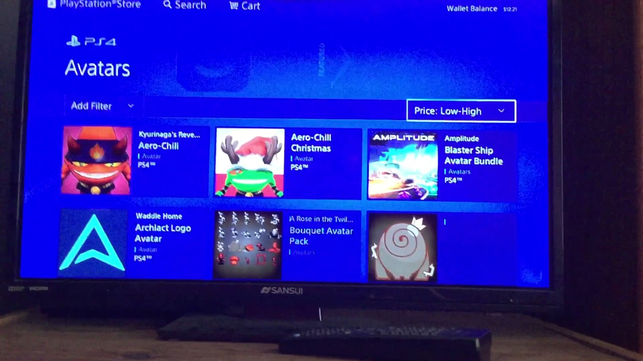 how to change screensaver on ps4