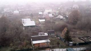 Полёт на квадрокоптере в Игнатово(Учимся летать., 2015-10-25T19:10:31.000Z)