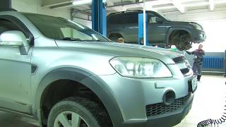 Профессиональный ремонт рулевых реек в Омске - РУЛЕВАЯ РЕЙКА ОМСК т. 503-670