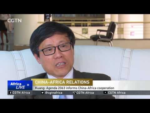 INTERVIEW: China hails Africa's development in the past 50 years