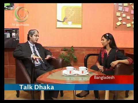 TV SOUTHASIA TALK DHAKA ARIF ZAMAN PART 1