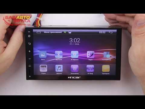 Мультимедийный центр Incar AHR-7680 Android