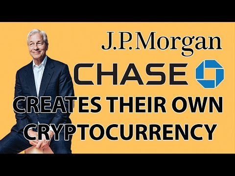 Chase Bank Launches Its Own Cryptocurrency