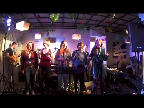 Kayah - Na językach cover (Koncert warsztaty muzyczne music team Ropczyce)