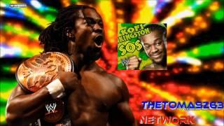 "2011: Kofi Kingston 2nd WWE Theme Song - ""S.O.S."" by Jim Johnston and Collie Buddz [HQ] 720p HD"