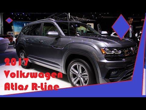 2017 Volkswagen Atlas R-Line