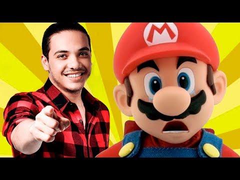AGORA EU TÔ SAFADÃO! MAIS UMA FASE IMPOSSÍVEL! – Super Mario Maker (SUPER SINISTRO)