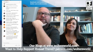 Live Travel Chat with Mark & Jocelyn from Wolters World