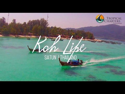 Langkawi to Koh Lipe Guide!!