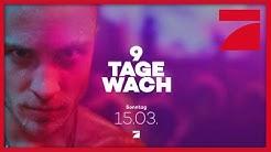 Jannik Schümann spielt Eric Stehfest: 9 Tage wach | 15. März 2020 auf ProSieben