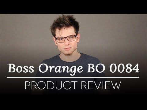 Boss Orange Glasses Review - Boss Orange BO 0084 70U Glasses Review