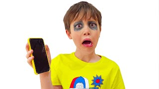 Макс и его игры на смартфонах