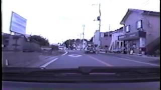 1994年 車載撮影 横浜市 高田-新吉田-新羽-岸根-六角橋