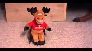 Dan Dee Mini Rocking Chair Reindeer (re-upload)