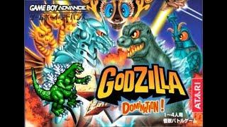 Godzilla Domination #1 - Godzilla