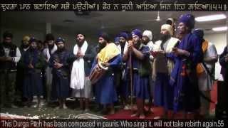Aarti Aarta @ Sri Dasam Granth Darbar - [TGIF Kirtan Subbed]