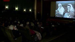 В Великом Новгороде открылся фестиваль патриотического кино, посвященный юбилею Победы