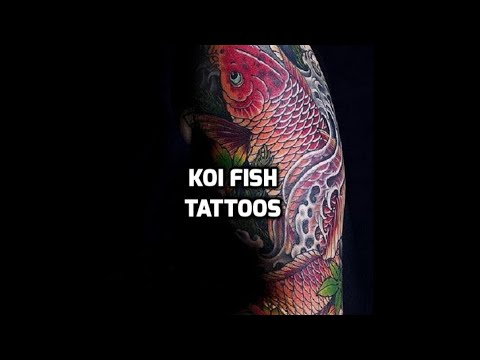 Koi Fish Tattoos - Best Koi Fish Tattoo Designs HD