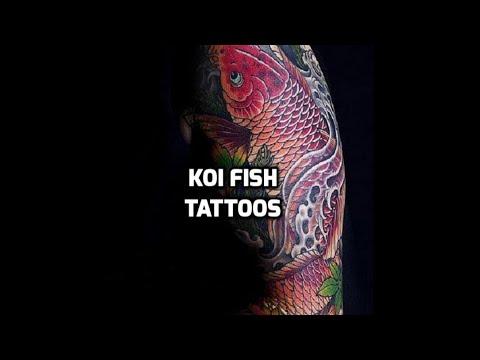 Koi Fish Tattoos - Best Koi Fish Tattoo Designs HD