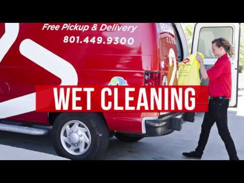 Wet Cleaning | Red Hanger Dry Cleaning & Professional Laundry Services Utah