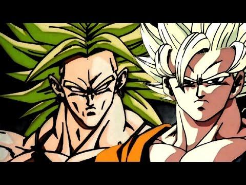 Dragon Ball Z - Brolys Origin Redone