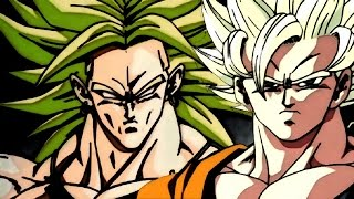 Dragon Ball Z - Broly's Origin Redone