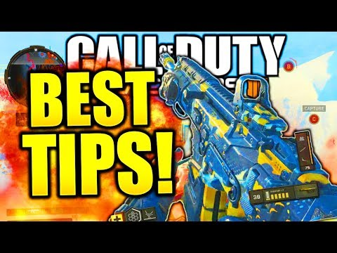 HOW TO GET BETTER AT BLACK OPS 4! BLACK OPS 4 TIPS AND TRICKS - HOW TO IMPROVE AT BLACK OPS 4!