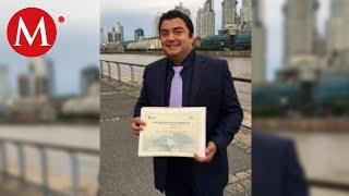 Piden ayuda al gobierno mexicano para científico acusado de espionaje