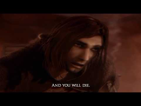 Prince of Persia Warrior Within Trilogy 3D Walkthrough/Gameplay PS3 HD #1