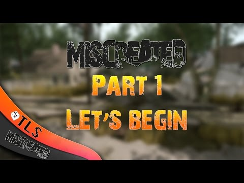 Miscreated - Brent Try's out Miscreated - Miscreated Let's play Part 1 Let's Begin