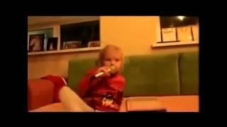 Детские приколы Видео смешно до слез девочка поет Лепса(Подписывайтесь на наш канал! Новые смешные видео каждый день. Прикольная игруха - http://superigry1.blogspot.com/ Целый..., 2015-01-25T10:54:00.000Z)