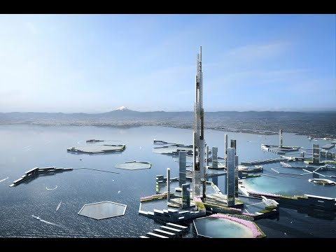Future Tokyo 2022 - Tallest Building  Projects and Proposals