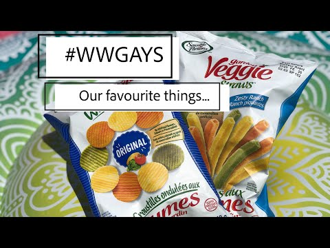 Our Favourite Things: Sensible Portions Veggie Straws/Chips